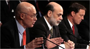 Paulson and Bernanke Urge Quick Action on Bailout